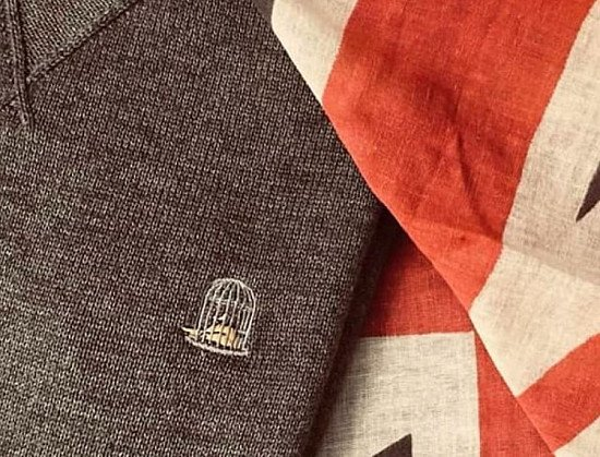 Our Knitwear is made right here in Great Britain!