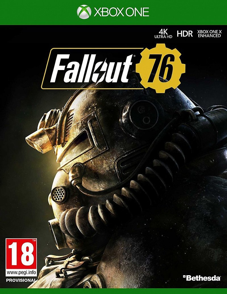 Save £15 on the brand new FALLOUT 76