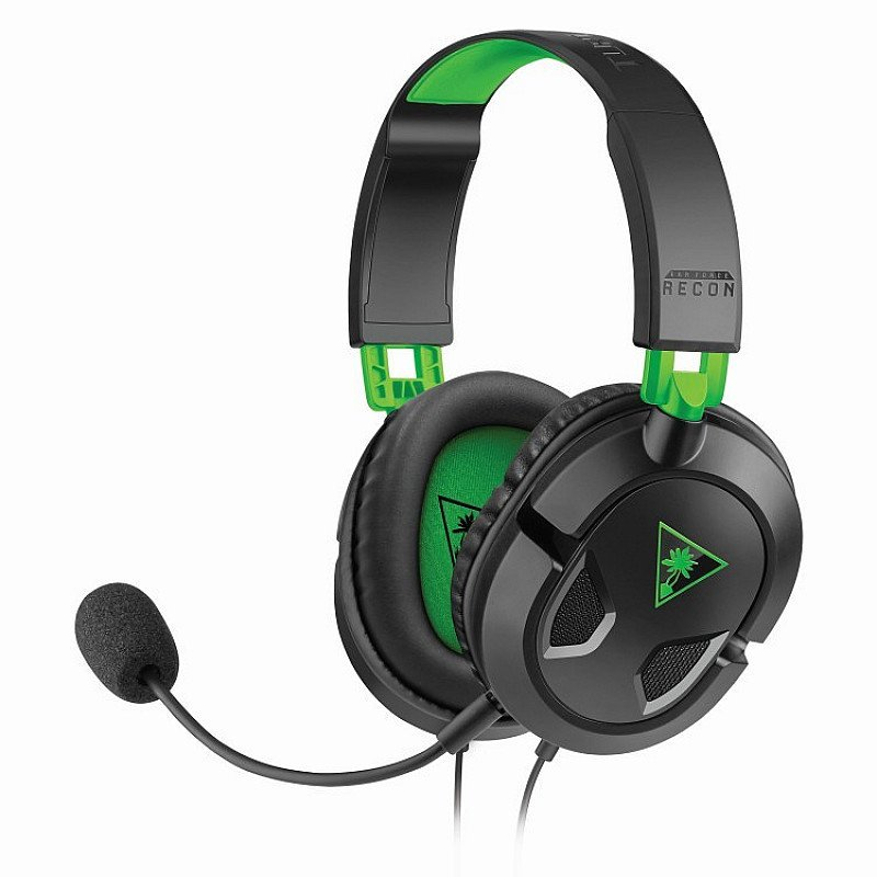 SAVE- TURTLE BEACH EAR FORCE RECON 50X HEADSET