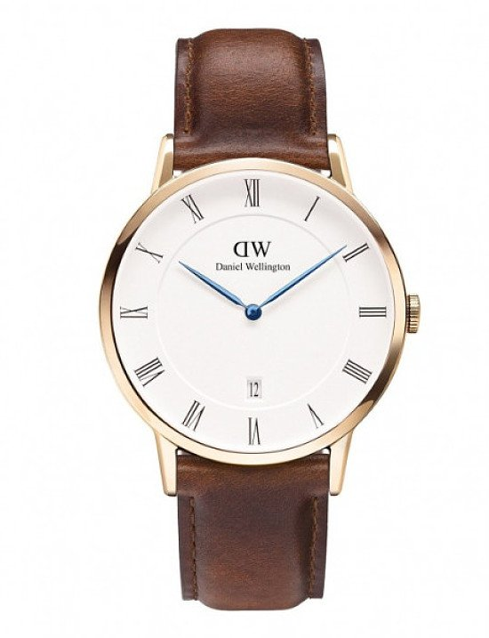 Save- Daniel Wellington Dapper St Mawes 38mm Men's Watch