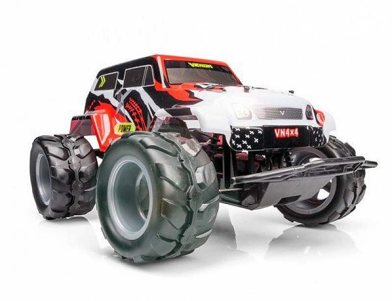 SAVE- RC COLOSSUS MONSTER TRUCK