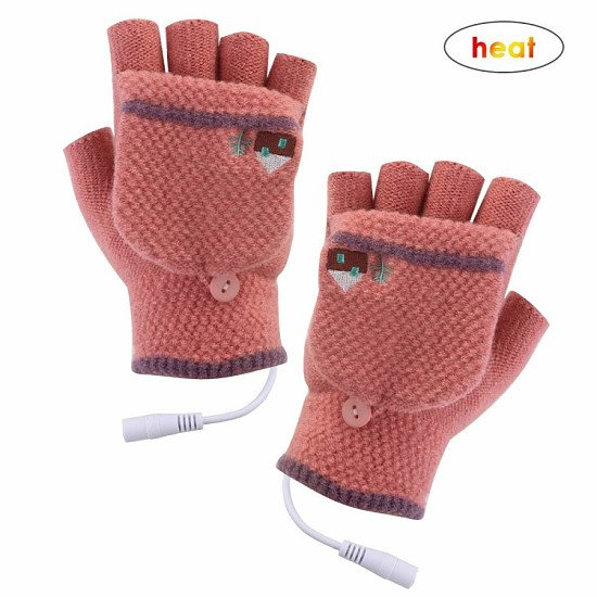 NEW - Heated Mittens