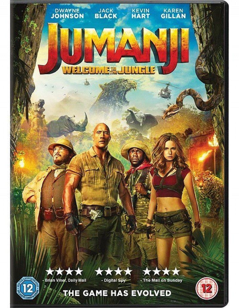 Save- Jumanji - Welcome to the Jungle