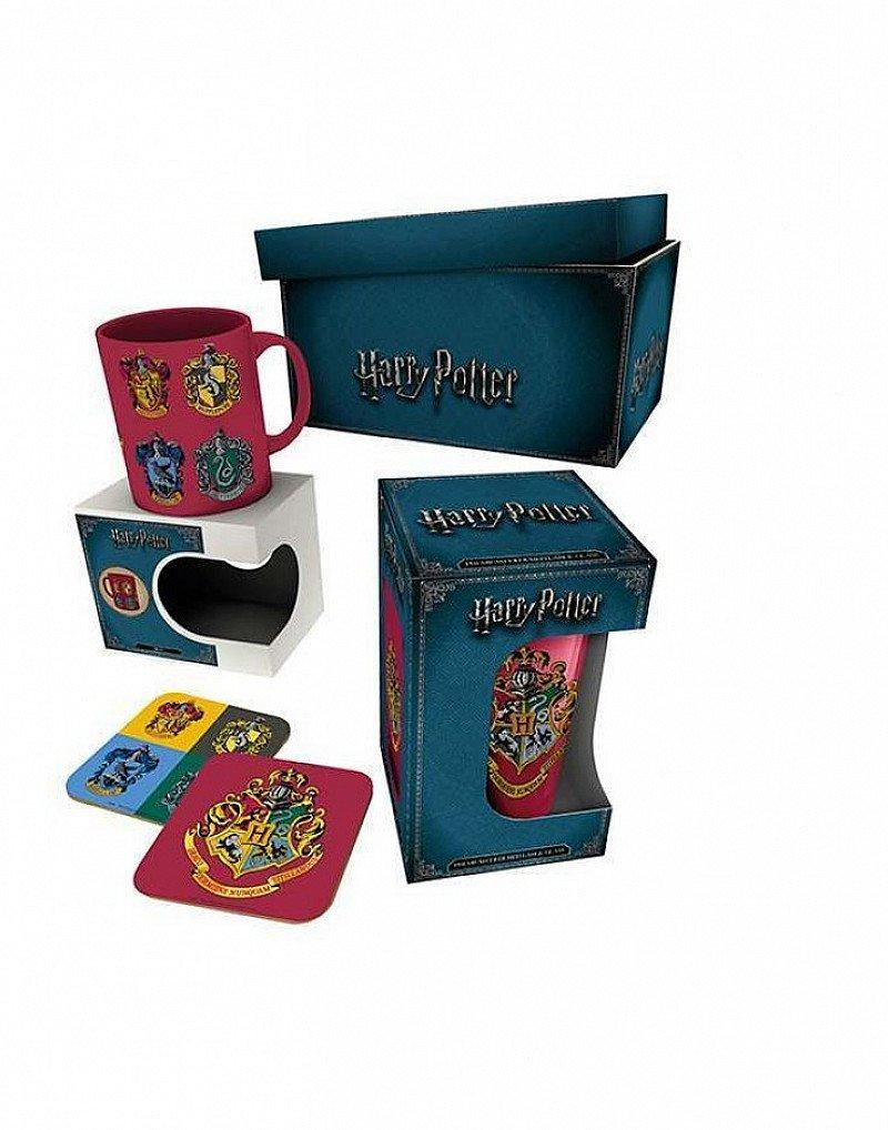 Sale- HARRY POTTER CRESTS GIFT BOX
