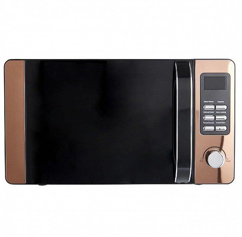 Save- Wilko Copper Effect Microwave 20L