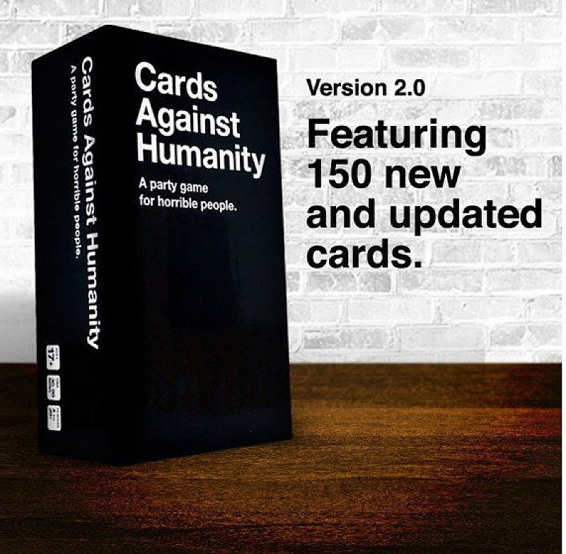 SAVE- CARDS AGAINST HUMANITY 2.0
