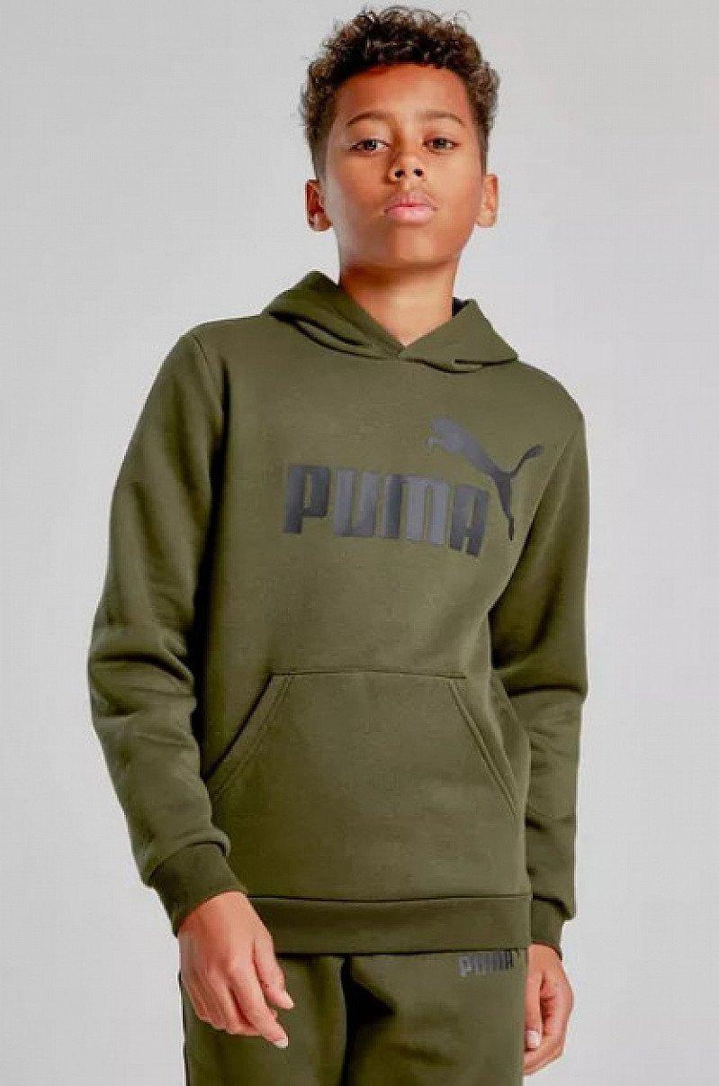 Save- PUMA Core Logo Hoodie Junior