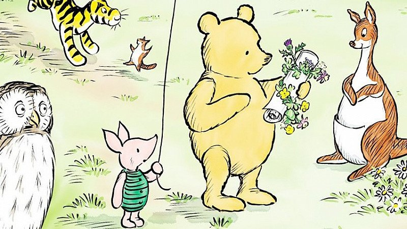 Save- Winnie-The-Pooh Story Collection