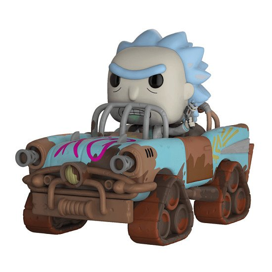 Save- Rick and Morty Mad Max Rick Pop! Vinyl Ride