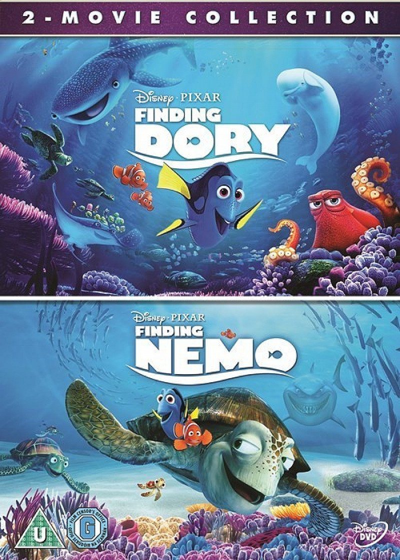 Save- Finding Dory/Finding Nemo
