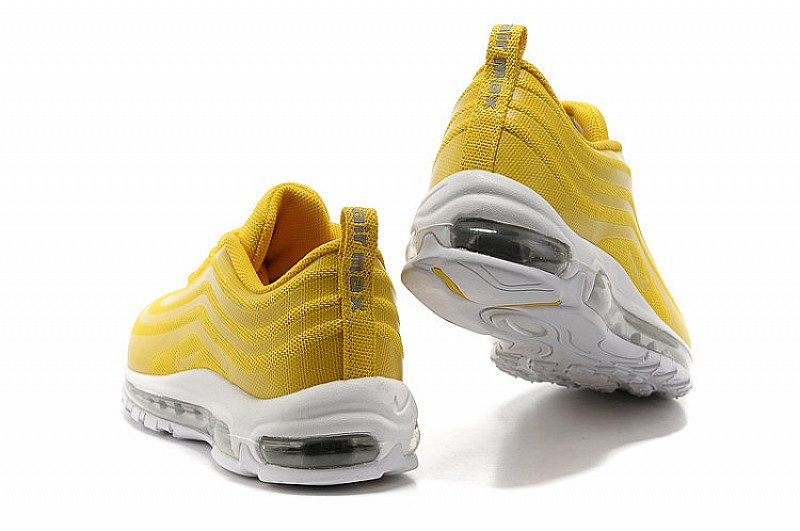 SAVINGS IN TIME FOR CHRISTMAS - Nike Yellow Air Max 97 Trainers!