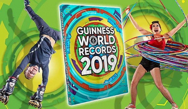 UP TO 50% OFF 2019 ANNUALS - Guinness World Records 2019!