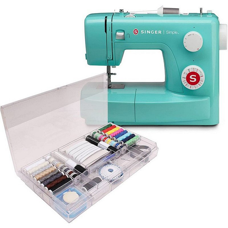 WINTER SALE - Singer Bluebird Sewing Machine!