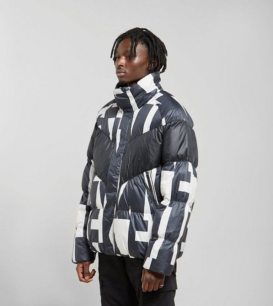 SALE, SAVE 41% - Nike Down Fill All Over Print Jacket!