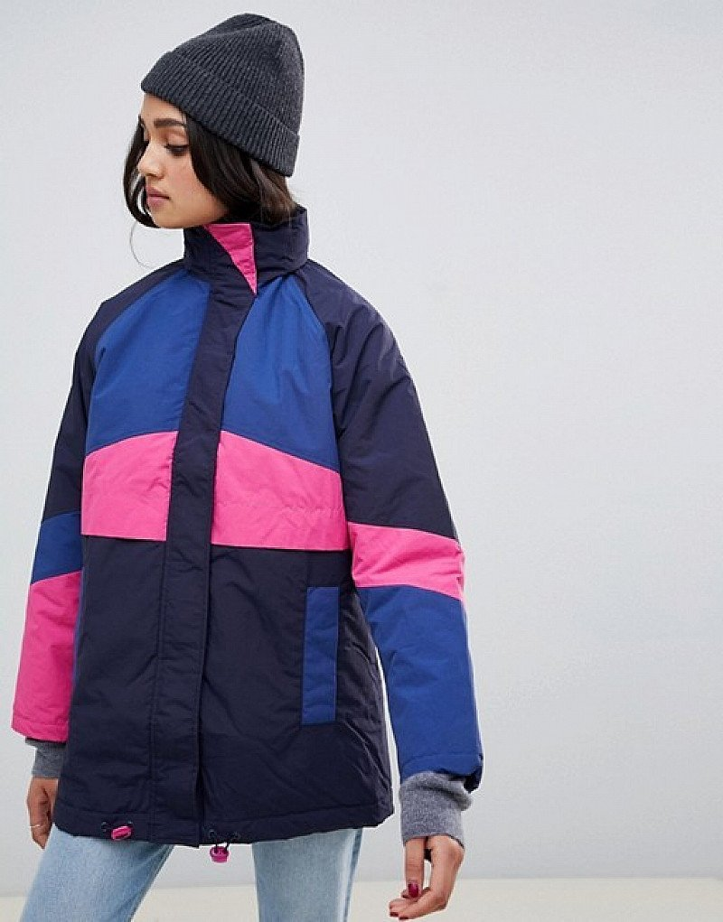 SALE, SAVE ON WINTER WARMERS - ASOS DESIGN padded anorak jacket!