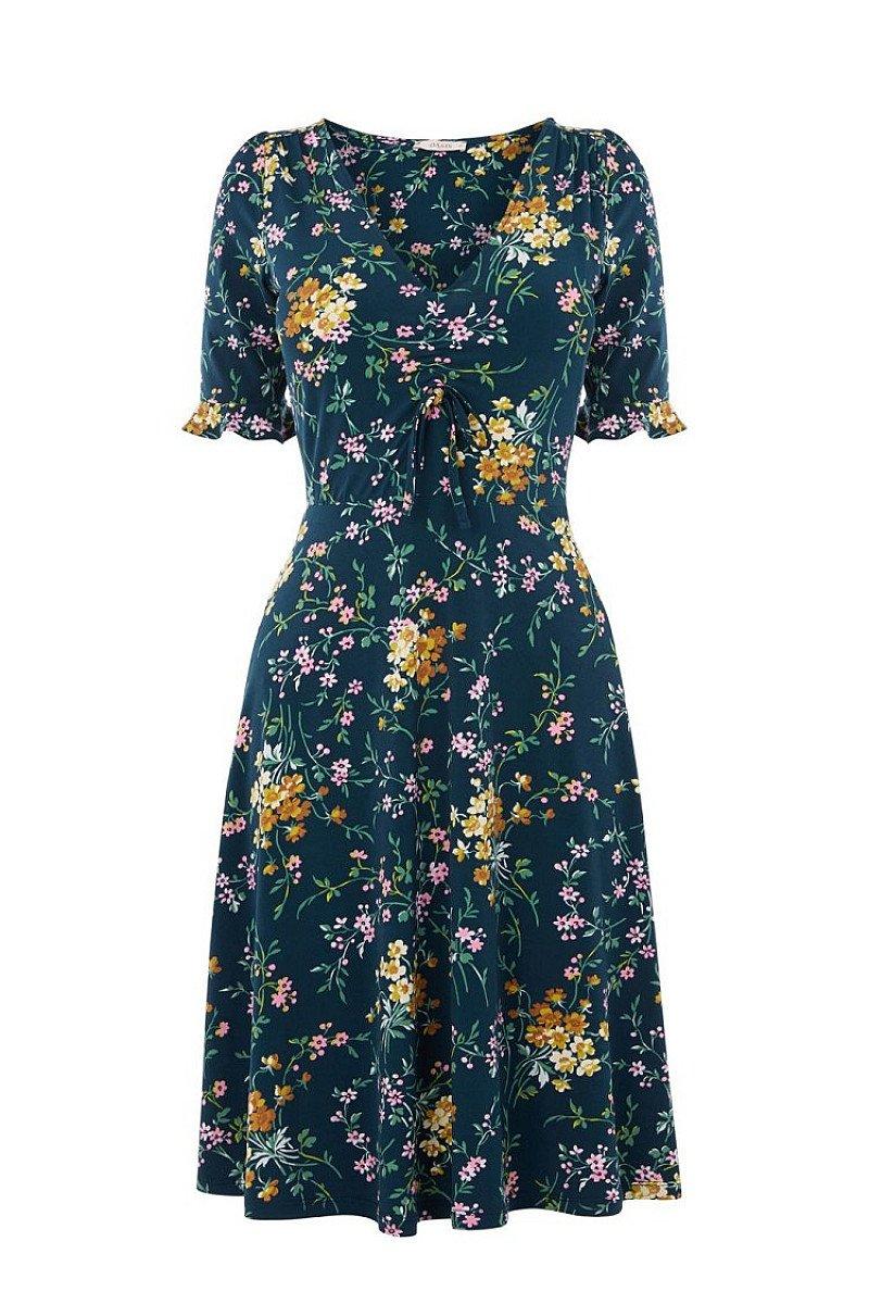 Save on this OASIS Madeline Floral Skater Dress