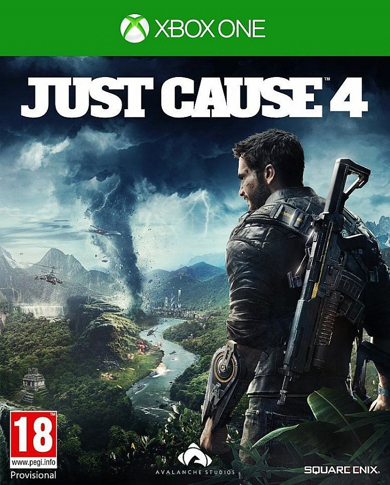 Save £10 on Just Cause 4 on PS4 and Xbox One