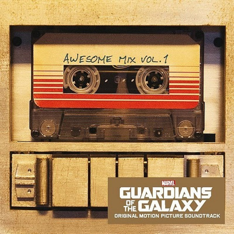 Save- Guardians of the Galaxy: Awesome Mix, Vol. 1