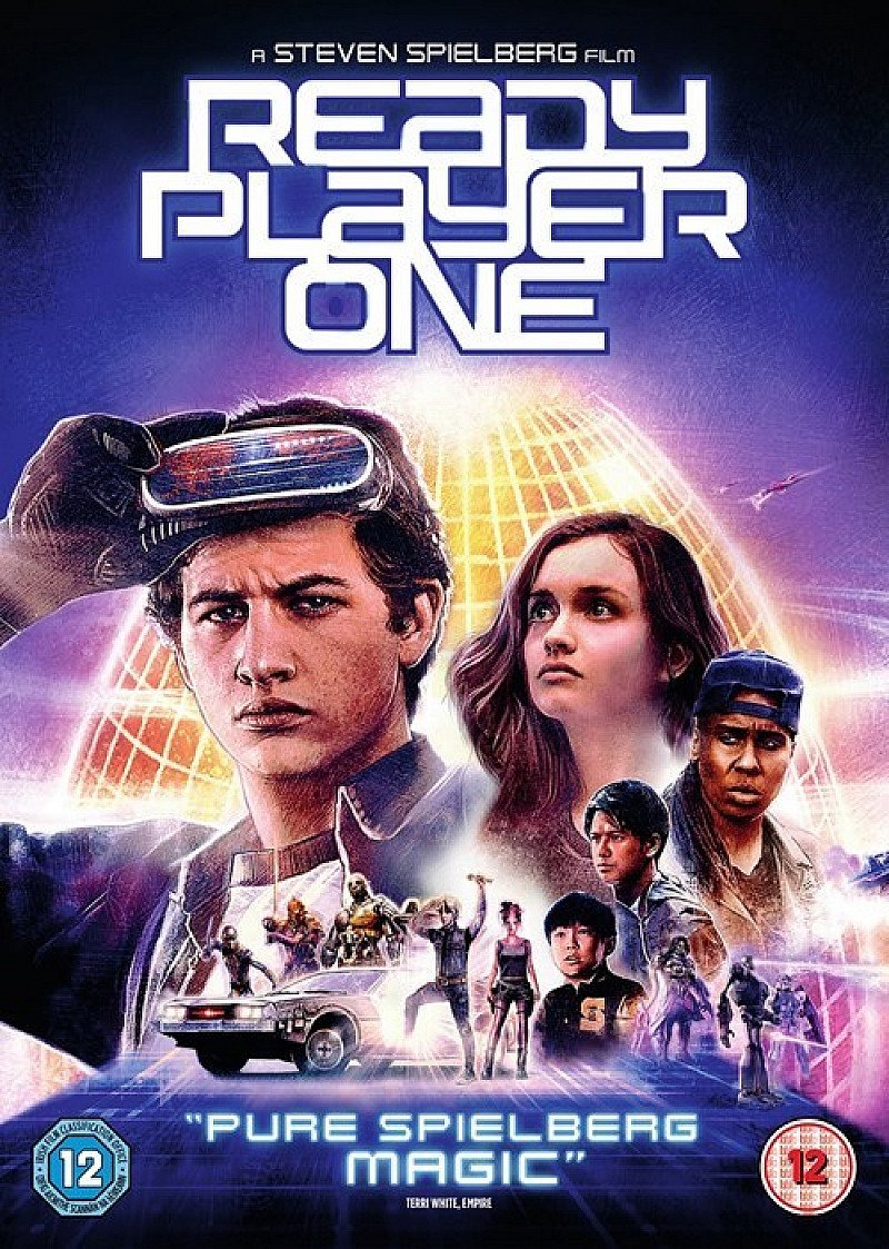 Save- Ready Player One