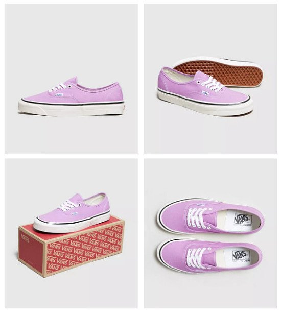 SALE, SAVE on these Vans Anaheim Authentic 44 DX!