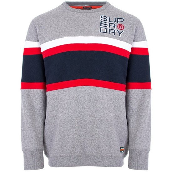 GET UP TO 50% OFF IN THE SALE - Inc. SUPERDRY Cut & Sew Oversized Sweatshirt!