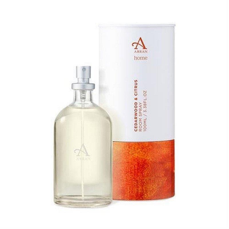 UP TO 50% OFF SETS - Arran Aromatics Cedarwood and Citrus Room Spray 100ml!