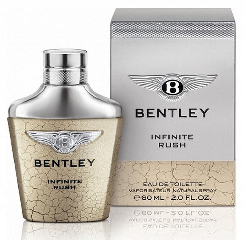 GET UP TO 60% OFF FRAGRANCES - Bentley Infinite Rush Eau de Toilette Spray 100ml!