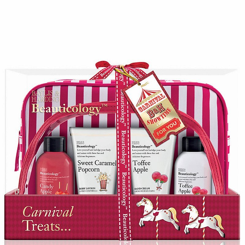 SALE, GET 50% OFF - Baylis and Harding Beauticology Carnival Treats Mug Gift Set!