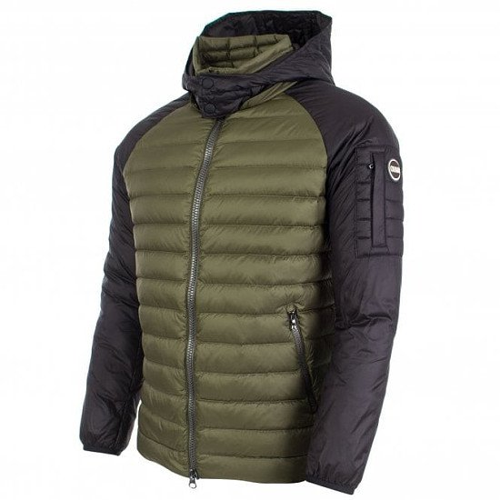 SALE, GET UP TO 50% OFF - COLMAR Light Down Two Tone Hooded Jacket!