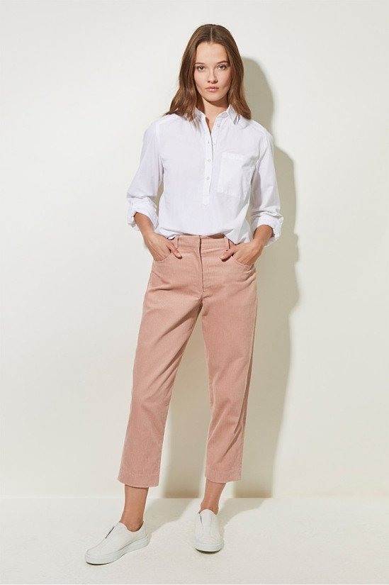SALE, SAVE OVER 50% - Chunky Cord Trousers!