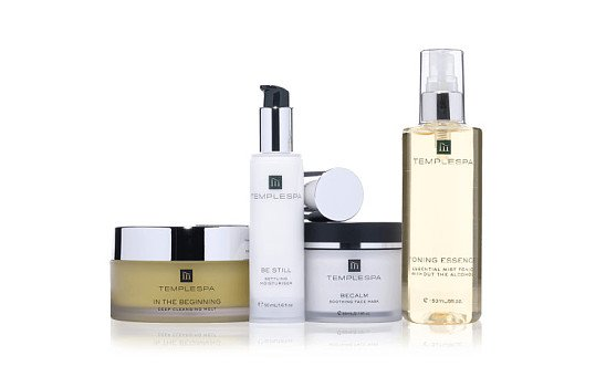 LIMITED EDITION ESSENTIAL SKINCARE COLLECTION - 4 essential products for your skin: SAVE £40.00!