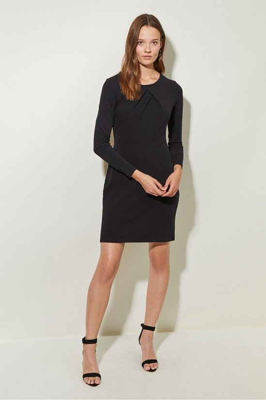 SALE - Classic Jersey Round Neck Dress!