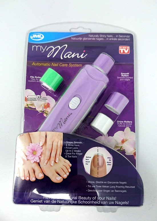 WIN – My Mani Automatic Nail Care System