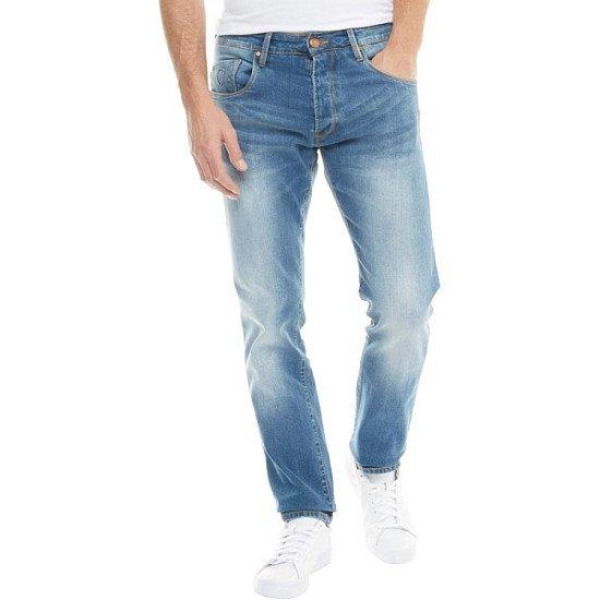 SALE, SAVE £50.00 - 883 Police Mens Cassady Laker 417 Jeans Blue!