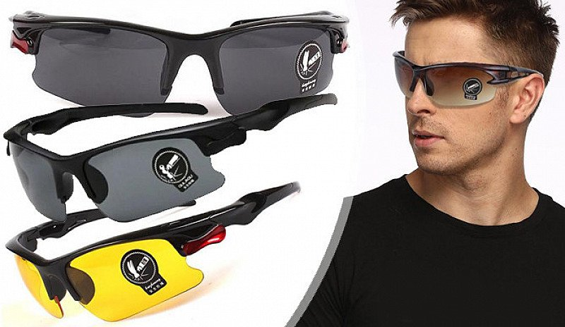 SALE, SAVE 71% - Anti-Glare Glasses - Perfect For Night & Summer Driving!
