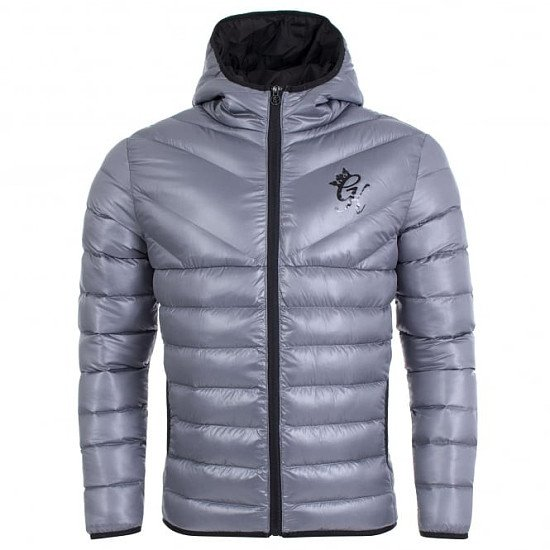 SALE - GYM KING Reign Hooded Puffa Jacket!