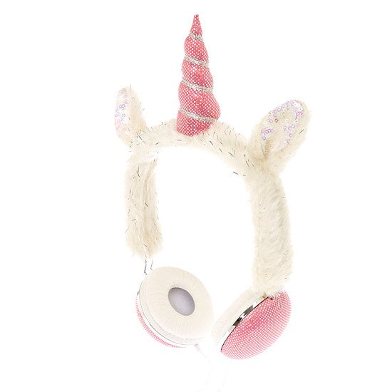 Save- Furry Unicorn Headphones