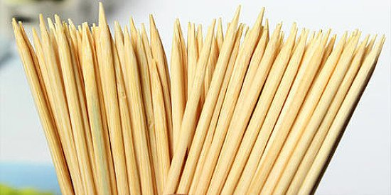 Tesco Bamboo Skewers - 50 Pack