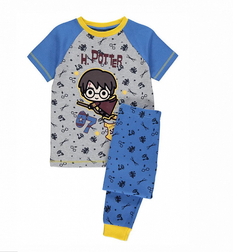 SALE - Harry Potter Printed Short Sleeve Pyjamas!