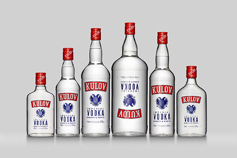 SALE - Kulov Vodka!