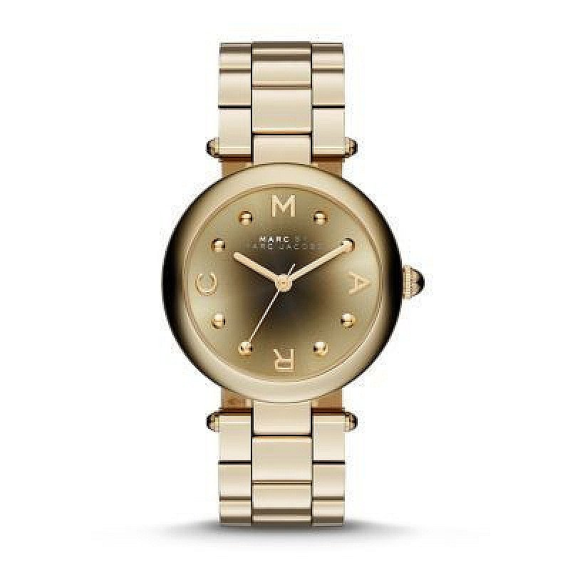 SALE - Dotty Ombre Dial Gold Bracelet Watch!