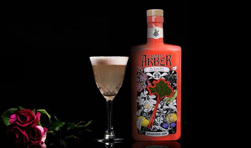 SALE - Agnes Arber, Rhubarb Gin!