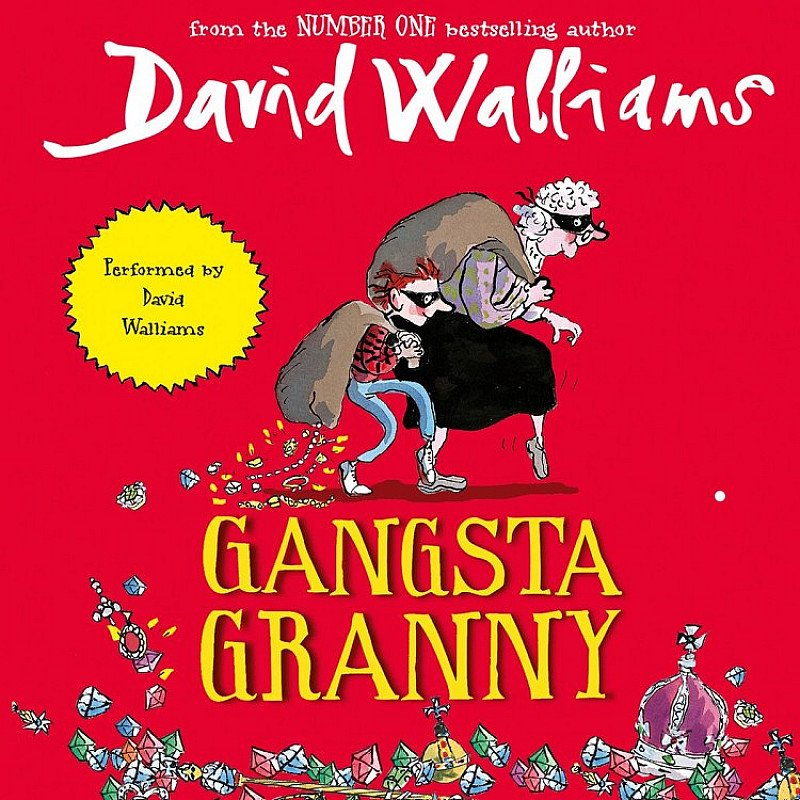 SALE ON BOOKS - Gangsta Granny!