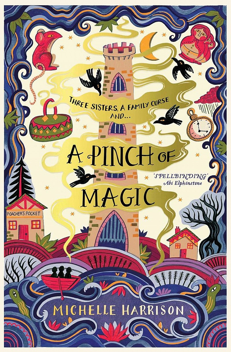 SALE ON BOOKS - A Pinch of Magic!