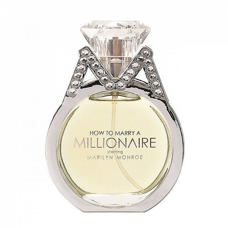SALE - Marilyn Monroe How To Marry A Millionaire EDP Spray 100ml!