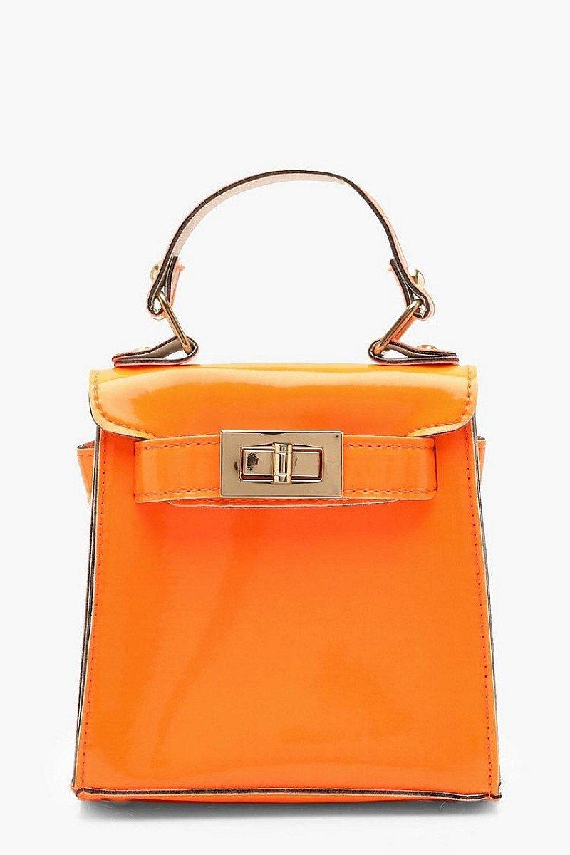 SALE - Neon Mini Lock Bag!