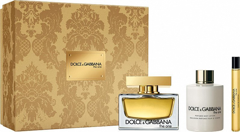 SALE, SAVE £59.05! - Dolce and Gabbana The One Gift Set 75ml