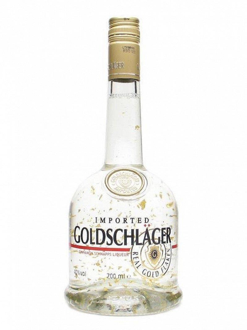 SALE- Goldschlager Schnapps, Hot Cinnamon!