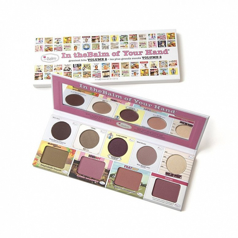 SALE - Palettes In The Balm Of Your Hand Vol.2