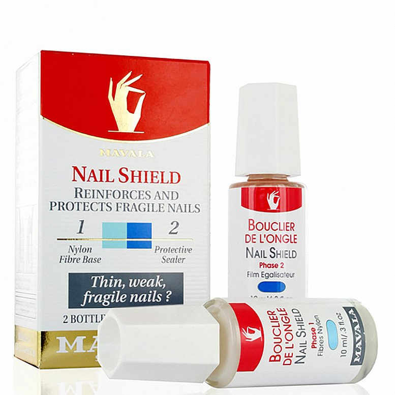 SALE - Mavala Nail Shield 2 x 10ml